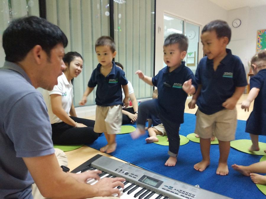 Mr. Sunny Music Class